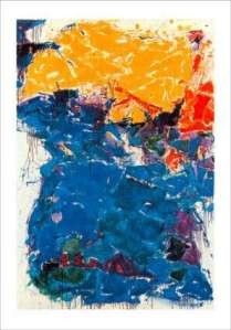"Sam Francis, ""The Overyellow"""