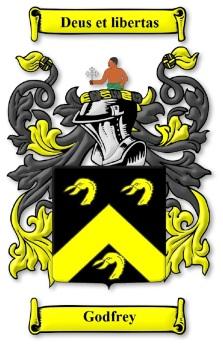 godfrey coat of arms