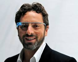 Sergey Brin, a rich young man who co-founded Google