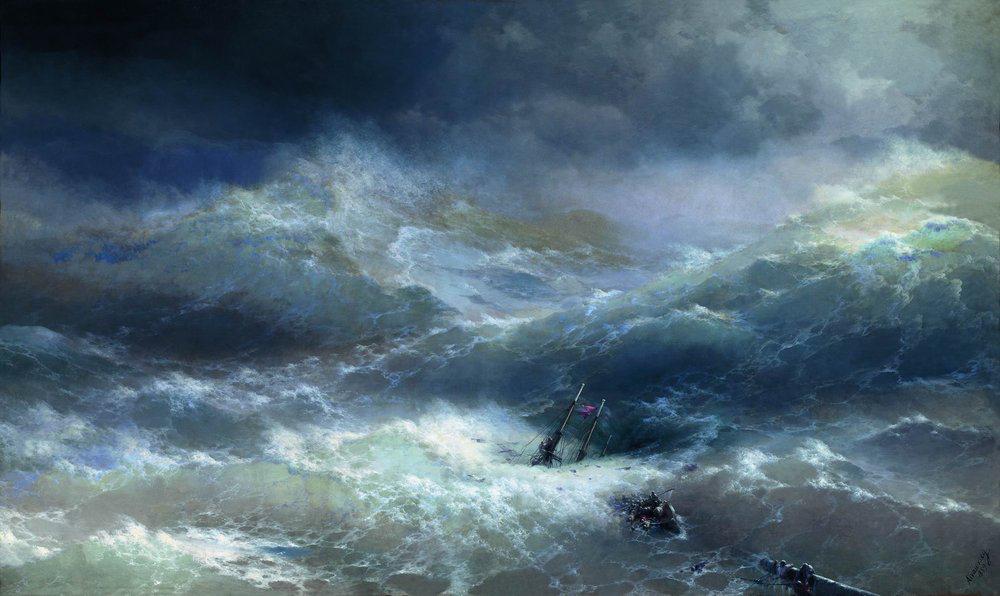 Aivazovsky Wave
