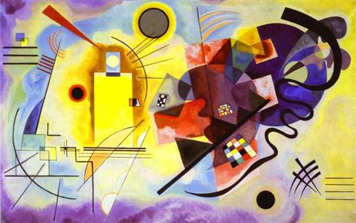 Kandinsky_Yellow Red Blue