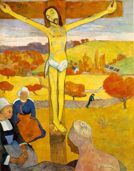 gauguin_christ-jaune